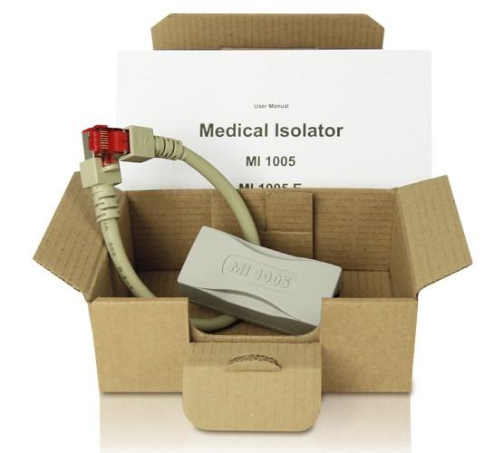 Network Isolator MI 1005 Retail