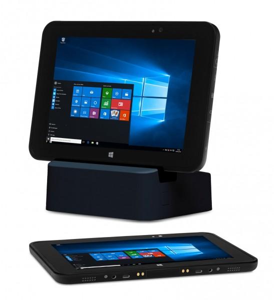 "e-medic™ Tablet 8.4"" black"