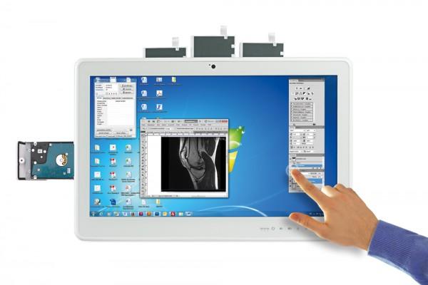 Medical Panel PC - e-medic™ Silence TP 7 7th Gen